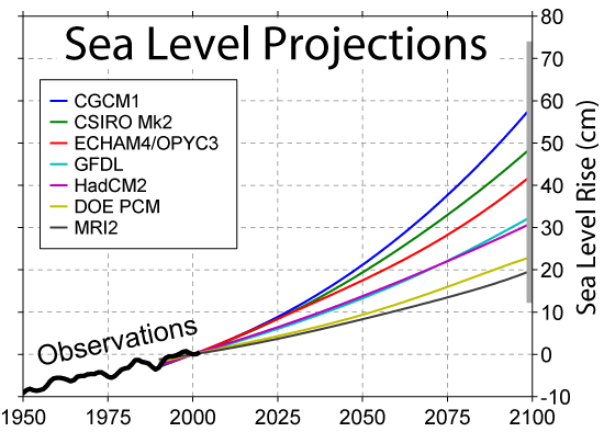 Sea Level Projections
