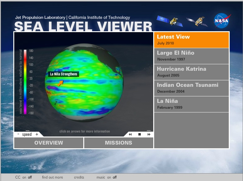 Sea Level Viewer